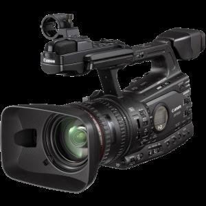 Canon HD XF300 video camera